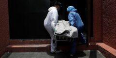 فيروس كورونا المكسيك تسجيل 2485 إصابة
