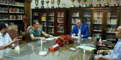 يتسلم فايلرتقرير عن مفاوضات الأهلي مع 4 أجانب خلال جلسة الخطيب