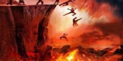 وصف نار جهنم في القرآن