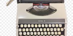 كيفية اختراع الآلة الكاتبة