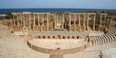 بحث متنوع عن آثار ليبيا