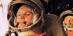 من هو أول من صعد إلى الفضاء