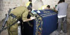 ماهو مكان دفن النبي يوسف عليه السلام