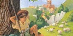 حكايات عالمية من التراث اليوغسلافي قصة الراعي والأفعى