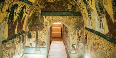معلومات عن طبقات الدفن عند المصريين القدماء