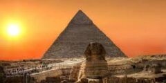معلومات عن أهم المعالم السياحية فى مصر