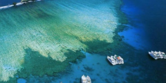 الجزر السعودية التي تطل على البحر الأحمر