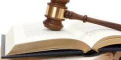 أبحاث عن تطبيق القانون من حيث الاشخاص