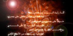 حسان بن ثابت .. شاعر الرسول صلى الله عليه وسلم