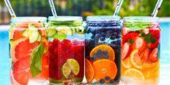 ما هي أفضل أنواع و فوائد مشروبات الديتوكس ؟