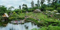 مقالة عن أفضل الأماكن السياحية في باندونج إندونيسيا