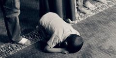 القدوة الحسنة في تربية الاطفال