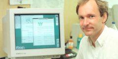 من هو مخترع النت ؟ تيم بير نيرز لي