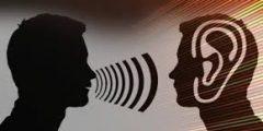 مهارات التحدث إنسان يعبر عن نفسه
