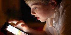 إدمان الاطفال للهواتف وعلاجه