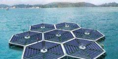 طريقة تحلية مياه البحر بالطاقة الشمسية