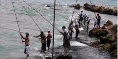 كيفية مهارات صيد الاسماك في لبنان