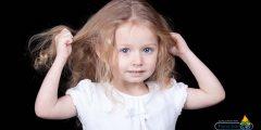 ماهى أسباب تساقط شعر الأطفال