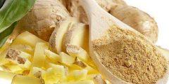 فوائد الزنجبيل المطحون لإنقاص الوزن