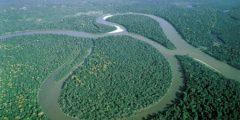 لماذا انعكس مجرى نهر الأمازون؟