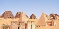هل سمعتم بأهرامات السودان؟