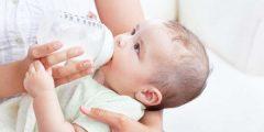 اضرار الجمع بين الرضاعة الطبيعية والصناعية