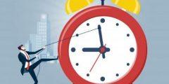 كيفية استثمار الوقت وتنظيمه