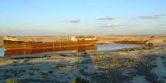 جولة سريعة داخل بحر آرال
