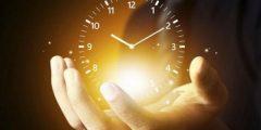 كيف نعرف الوقت بدون ساعة