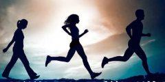 الفرق بين رياضة المشي والجري