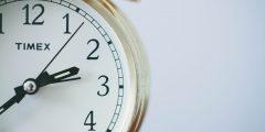 الوقت الرياضي وكيفية تقسيمه