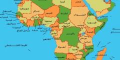 أشهر الدول الإسلامية في افريقيا