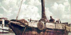 اختراع القوارب البخارية وتطورها