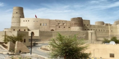 قلعة بهلاء في سلطنة عمان