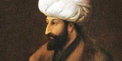 من هو محمد الثانى ولماذا لقب بالفاتح