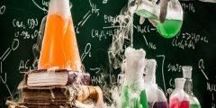 ما هي أنواع التفاعلات الكيميائية ومثال لكل نوع