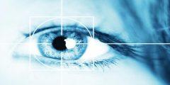 تاريخ اكتشاف تركيب العين