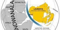 ما هي قارة غوندوانا,الأدلّة على وجود قارة غوندوانا
