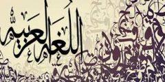 مقالةعن أهمية اللغة العربية