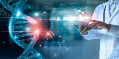 تعريف علم الوراثة البشرية