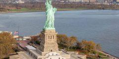 معلومات عن تمثال الحرية