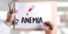 اسباب الاصابة بفقر الدم