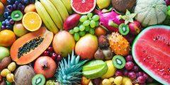 أهمية ألياف الفواكه لجسم الانسان