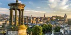 رحلة إلى مدينة إدنبرة الإسكتلندية بالفيديو