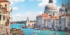 رحلة إلى مدينة البندقية الإيطالية بالفيديو