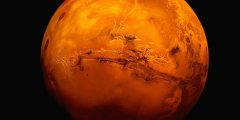 ماذا تعرف عن الكوكب الأحمر