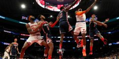 تمريرات كرة السلة وانواعها