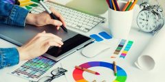 كيف تصبح مصمم غرافيك جيد؟ وما هي أفضل برامج التصميم؟