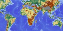 إفريقيا ثاني أكبر قارة في العالم