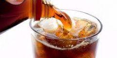 ما هى اضرار المشروبات الغازية على صحة الجسم ؟